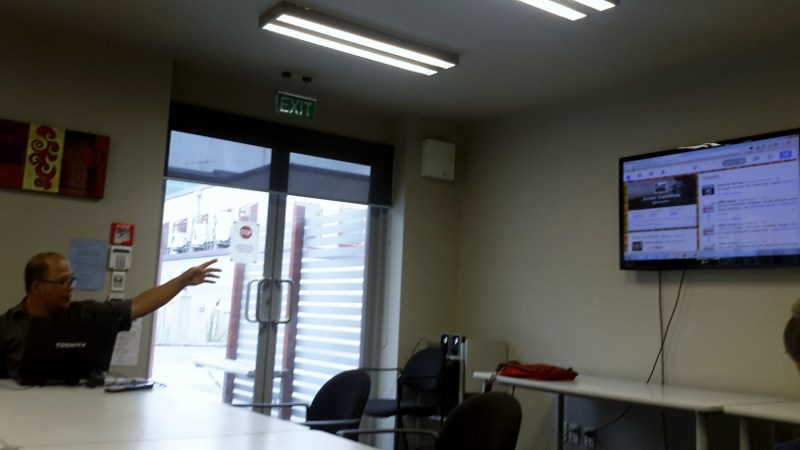 twitter seminar timaru