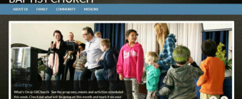 Glenfield Baptist Church – Loving  Learning  Living