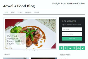 Jewel s Food Blog – Straight From My Home Kitchen