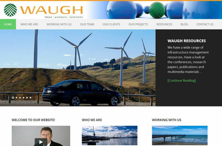 Waugh Infrastructure Management Ltd.