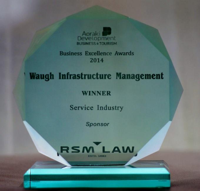 Waugh Infrastructure Management